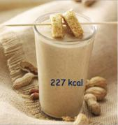 banana peanut butter smoothie