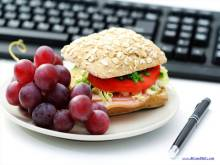 eat at work