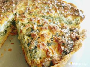 Spinach Tart 4 hungry.gr